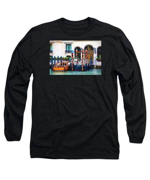 Venice Untitled Long Sleeve T-Shirt