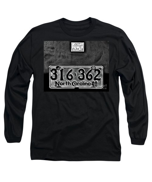 40 Ford Long Sleeve T-Shirt