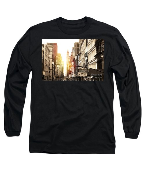 401 Broadway Long Sleeve T-Shirt
