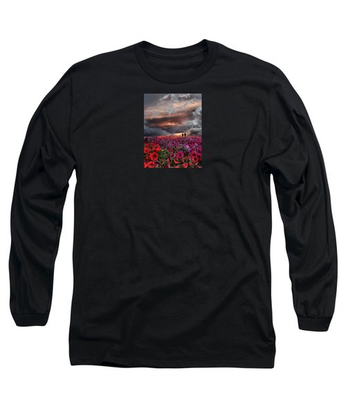 4087 Long Sleeve T-Shirt by Peter Holme III