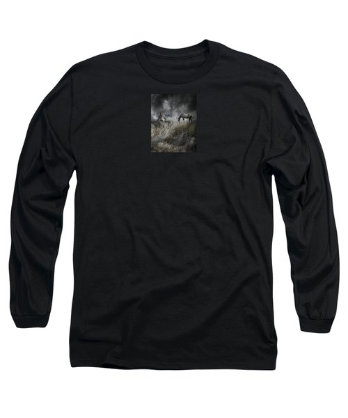 4099 Long Sleeve T-Shirt by Peter Holme III