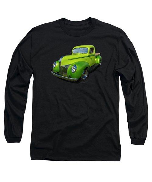 40s Ford Pickup Long Sleeve T-Shirt