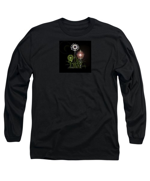 Long Sleeve T-Shirt featuring the photograph 4369 by Peter Holme III
