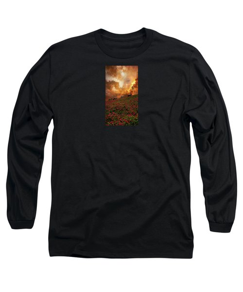 Long Sleeve T-Shirt featuring the photograph 4370 by Peter Holme III