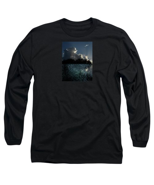 Long Sleeve T-Shirt featuring the photograph 4377 by Peter Holme III