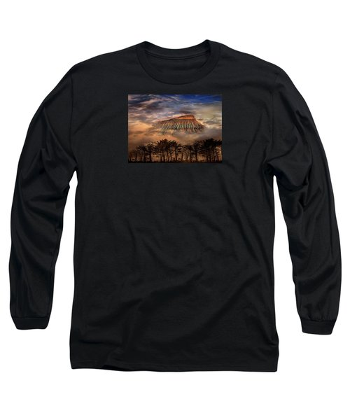 Long Sleeve T-Shirt featuring the photograph 4381 by Peter Holme III
