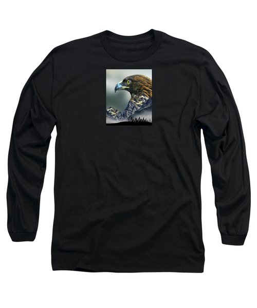 Long Sleeve T-Shirt featuring the photograph 4397 by Peter Holme III