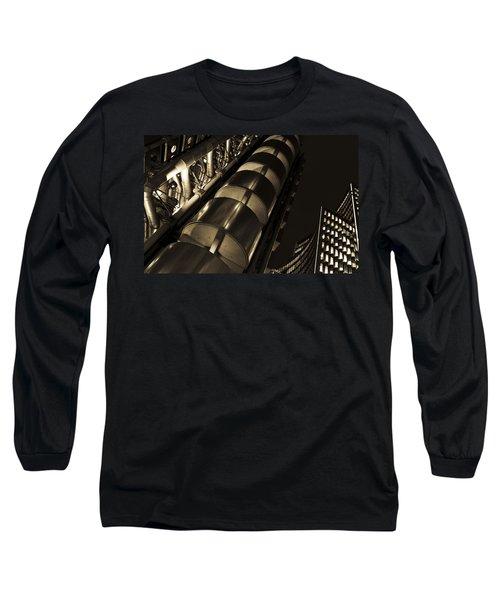 Lloyd's Building London  Long Sleeve T-Shirt