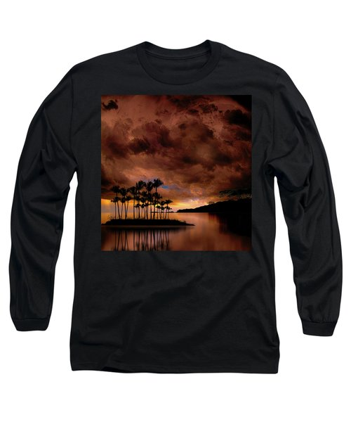 Long Sleeve T-Shirt featuring the photograph 4401 by Peter Holme III