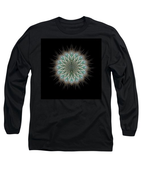 Long Sleeve T-Shirt featuring the photograph 4418 by Peter Holme III