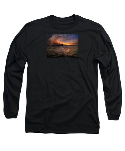 Long Sleeve T-Shirt featuring the photograph 4419 by Peter Holme III