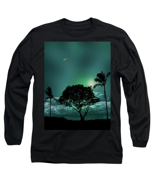 Long Sleeve T-Shirt featuring the photograph 4420 by Peter Holme III