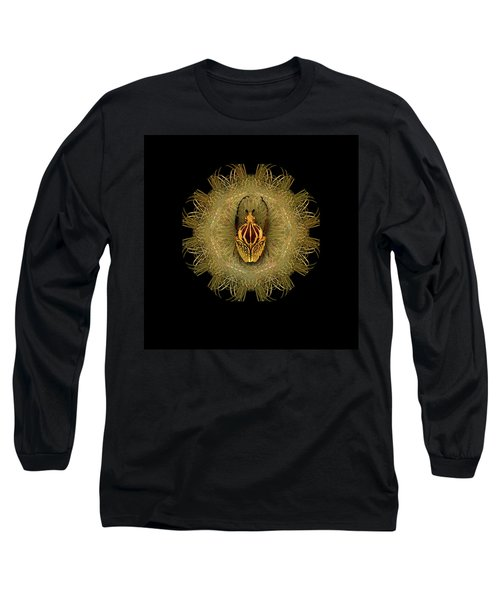 Long Sleeve T-Shirt featuring the photograph 4463 by Peter Holme III