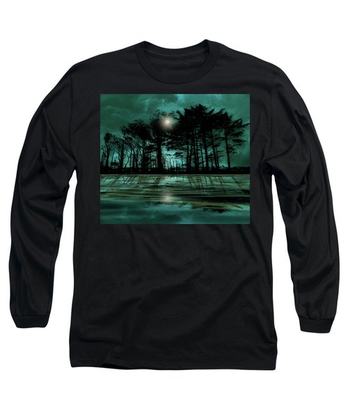 Long Sleeve T-Shirt featuring the photograph 4466 by Peter Holme III