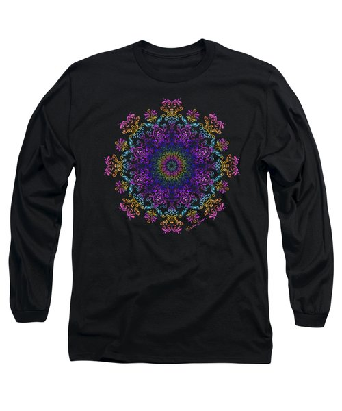 45 Degrees Of Separation Long Sleeve T-Shirt