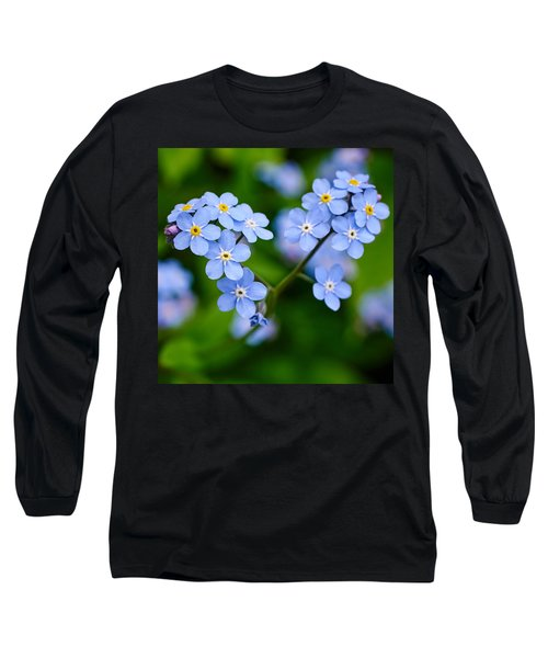 Forget Me Not Long Sleeve T-Shirt