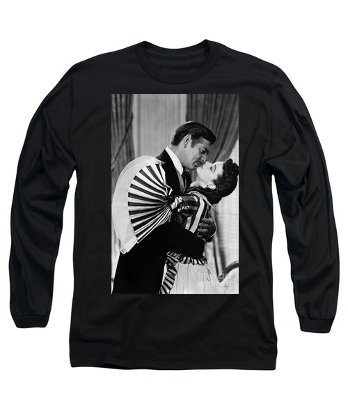Gone With The Wind, 1939 Long Sleeve T-Shirt