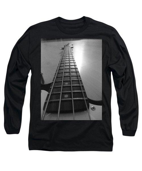 Guitar Long Sleeve T-Shirt
