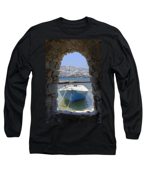 Paros - Cyclades - Greece Long Sleeve T-Shirt