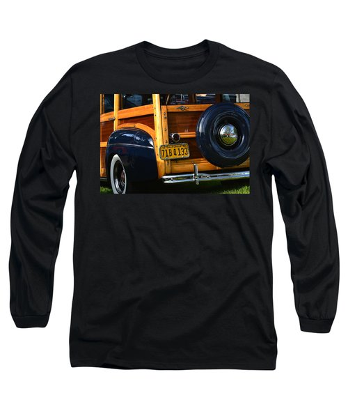 Woodie Long Sleeve T-Shirt
