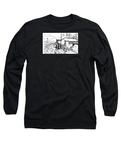 5.24.japan-5-detail-c Long Sleeve T-Shirt