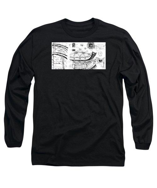 5.40.japan-9-detail-b Long Sleeve T-Shirt
