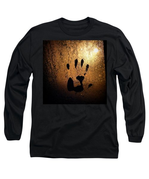 Help Me... Long Sleeve T-Shirt