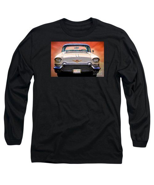 57 Caddy Long Sleeve T-Shirt by Suzanne Handel