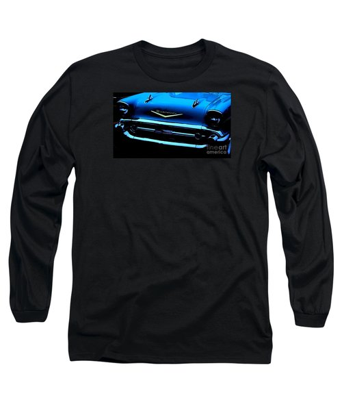 Long Sleeve T-Shirt featuring the photograph 57 Memories by Greg Moores