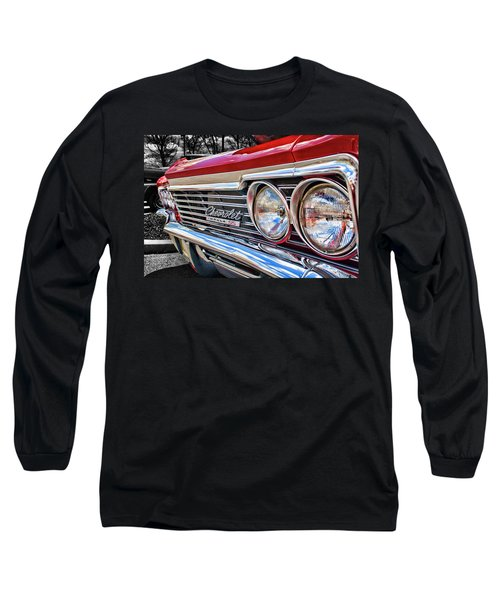 '66 Chevrolet Impala Ss Long Sleeve T-Shirt