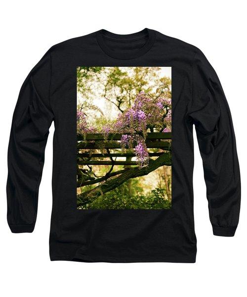 Wisteria Wonder Long Sleeve T-Shirt