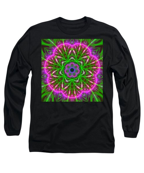 7 Beats Transition Long Sleeve T-Shirt by Robert Thalmeier