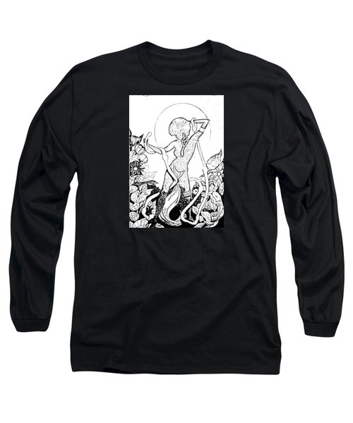 Pinup Long Sleeve T-Shirt