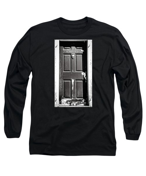 Long Sleeve T-Shirt featuring the photograph 74 North Ave. by Bruce Carpenter