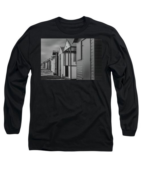 Beach Huts Long Sleeve T-Shirt