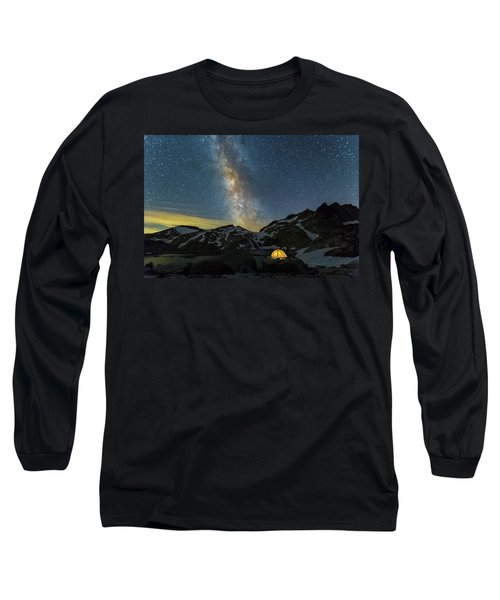 The Enchantments Long Sleeve T-Shirt by Evgeny Vasenev