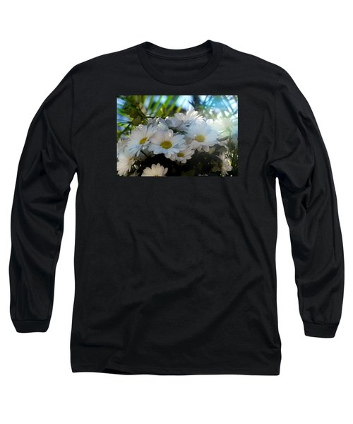 Flower Edition Long Sleeve T-Shirt by Bernd Hau