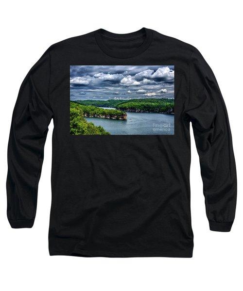 Long Point Summersville Lake Long Sleeve T-Shirt