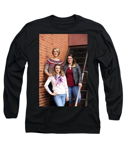 9g5a9405_e_pp Long Sleeve T-Shirt by Sylvia Thornton