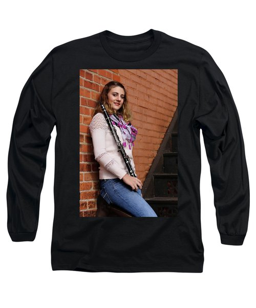 9g5a9488_e_pp Long Sleeve T-Shirt by Sylvia Thornton