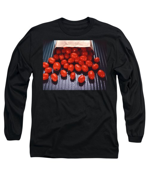 A Bag Of Tomatoes Long Sleeve T-Shirt
