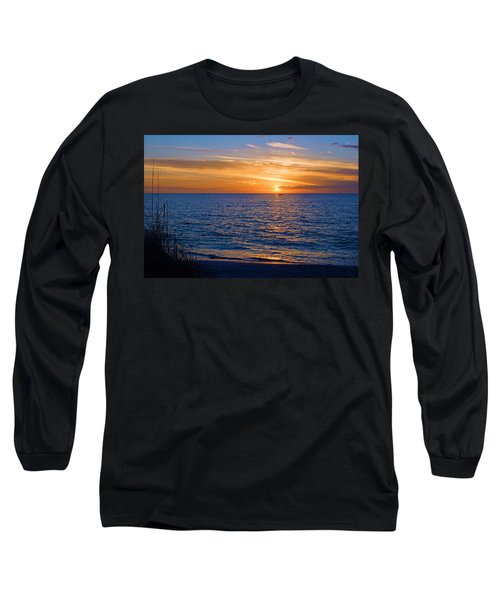 A Beautiful Sunset In Naples, Fl Long Sleeve T-Shirt