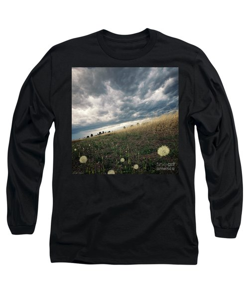 A Bug's View Long Sleeve T-Shirt