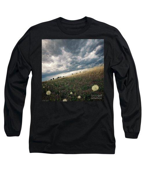 A Bug's View Long Sleeve T-Shirt