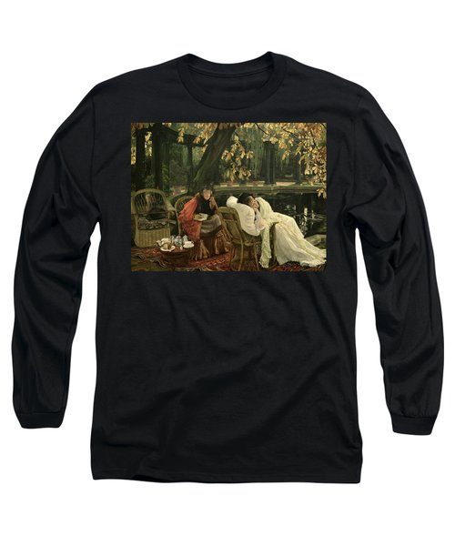 A Convalescent Long Sleeve T-Shirt