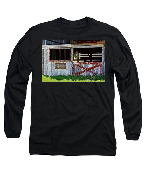 A Country Scene Long Sleeve T-Shirt