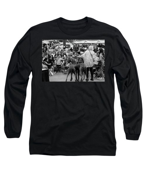 A Dogs Life Long Sleeve T-Shirt