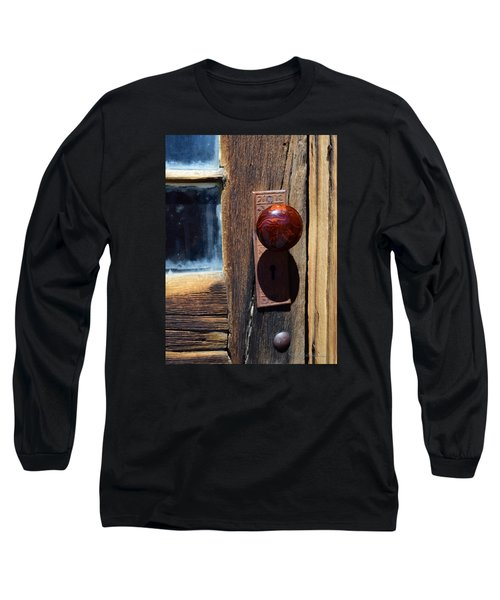 A Door To The Past Long Sleeve T-Shirt