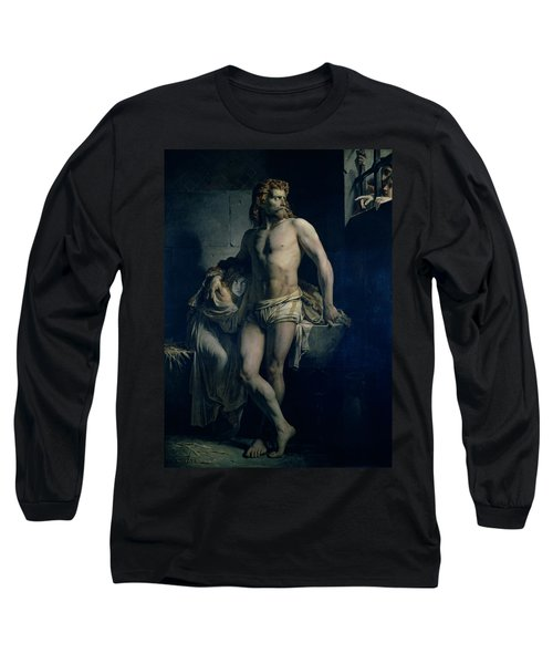 A Gaul And His Daughter Imprisoned In Rome Long Sleeve T-Shirt