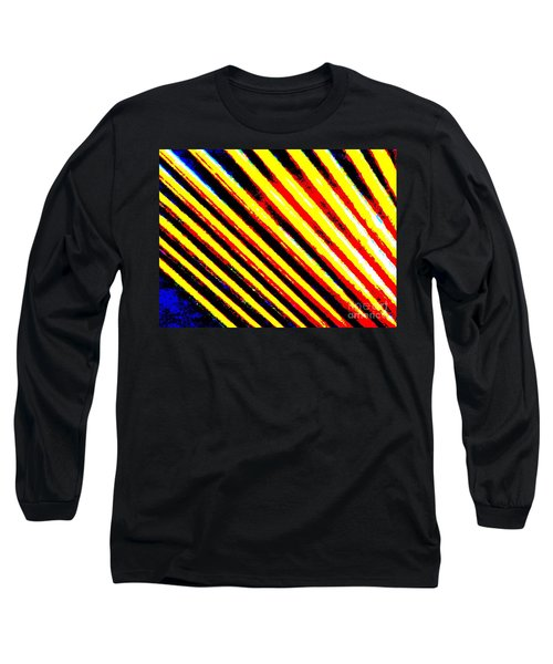 A Good Feeling Long Sleeve T-Shirt by Tim Townsend